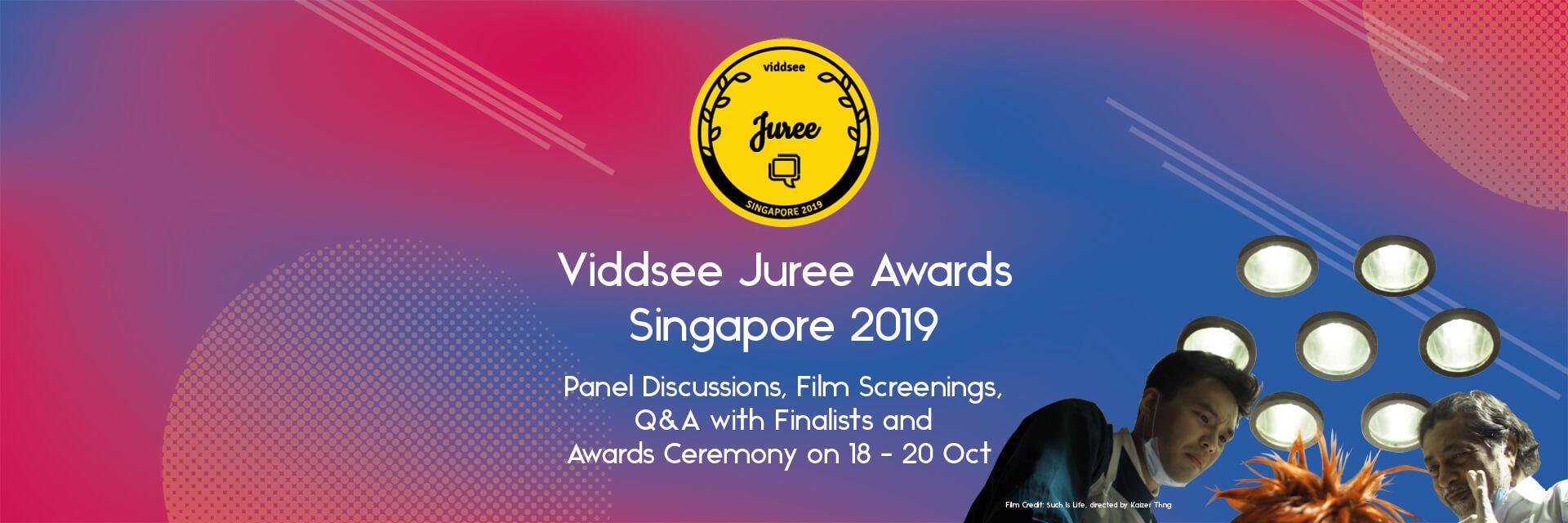 Viddsee Juree Awards   Viddsee
