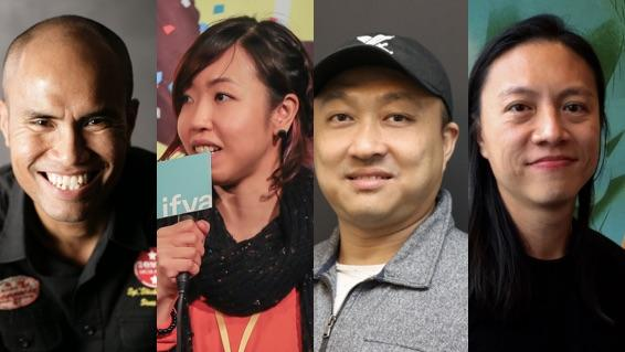 Singaporean and Regional Creators and Curators Sanif Olek, Kattie Fan, Juan Foo, Ler Jiyuan.jpg