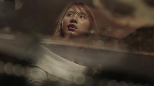 Actress Jeanette Jamora in a scene from Press Pause Play by Jessa Doydora, a psychological thriller about family horrors.jpg