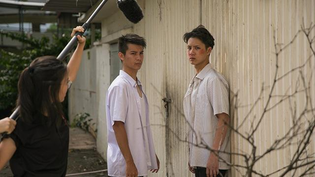 On the set of Separation (Perpisahan), based around historical true events of the 1969 race riots in Singapore-5d78e70d.jpg