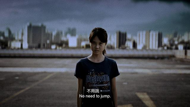 Actress Jaime Chew as Ying in the short film Let Me Kill My Mother First.jpg