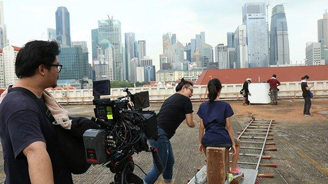 On the set of Let Me Kill My Mother First, directed by Mei Ann Teo.jpg