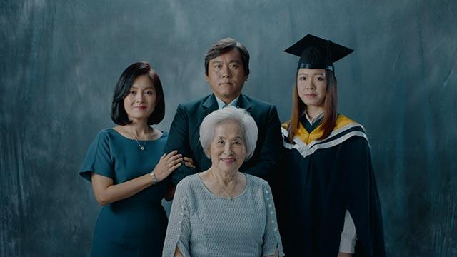AXA The Family Portrait Viddsee Short Film by Tariq Mansor