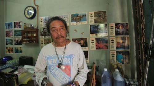SEAMP Wik Kru Thawee former poster painter