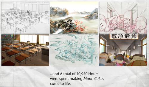 Mooncakes Press Kit Screencap