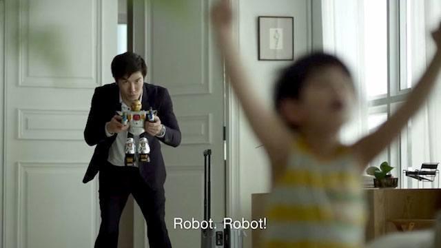 Robot SS2 KRK