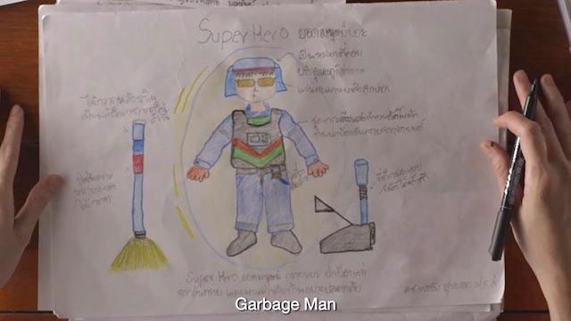 Garbage Man SS2 KRK