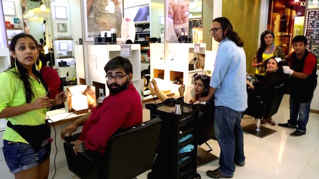 Haircut Anand Tiwari ss2 krk