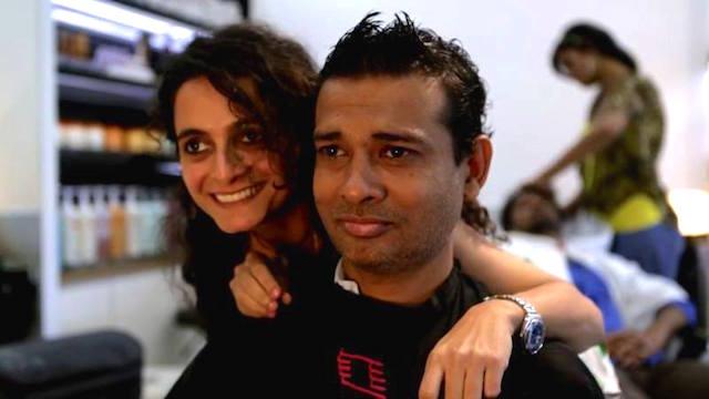 Haircut Anand Tiwari ss4 krk