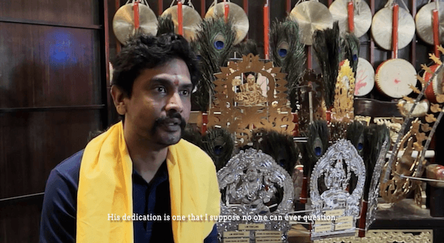 Journey of a Kavadi Bearer 4 krk