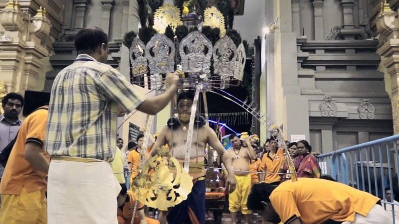 Journey of a Kavadi Bearer 7 krk