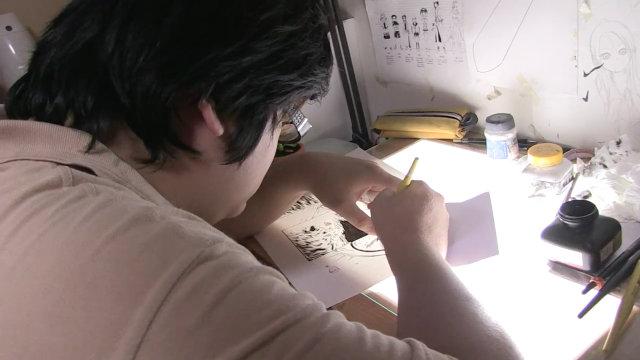 Manga Man From Equatorial SS_01
