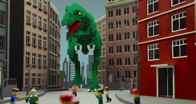 Lego Adventure In The City ss1 krk