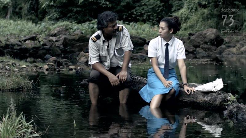 Azman in 'Floating Sun' by Edmund Yeo (3DOH 2013)