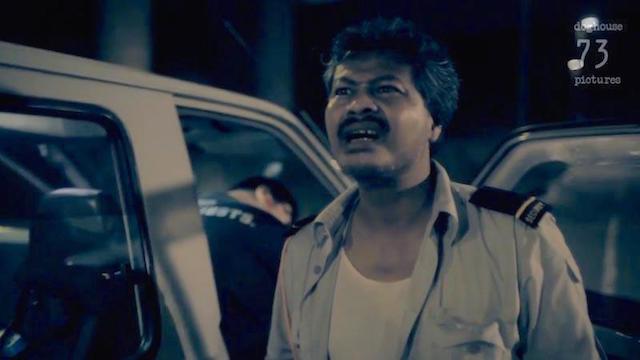 Azman in 'Horror Mission' by Ng Ken Kin (3DOH 2013)