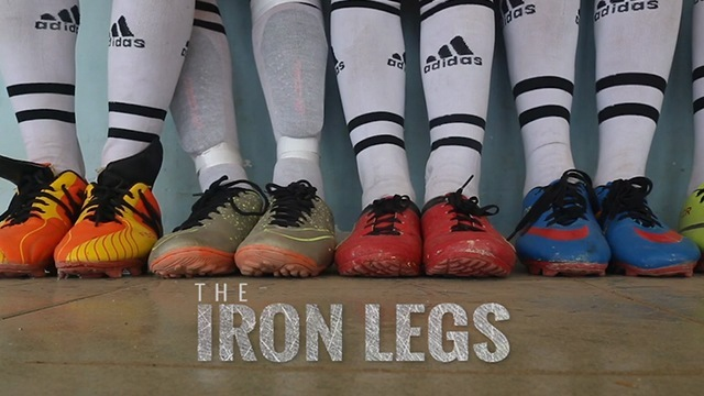 Iron Legs ss9 krk