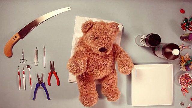 Teddy Has An Operation sw ss1 krk