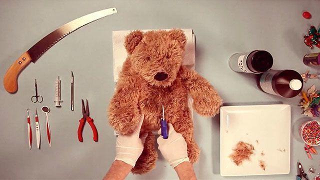 Teddy Has An Operation sw ss2 krk