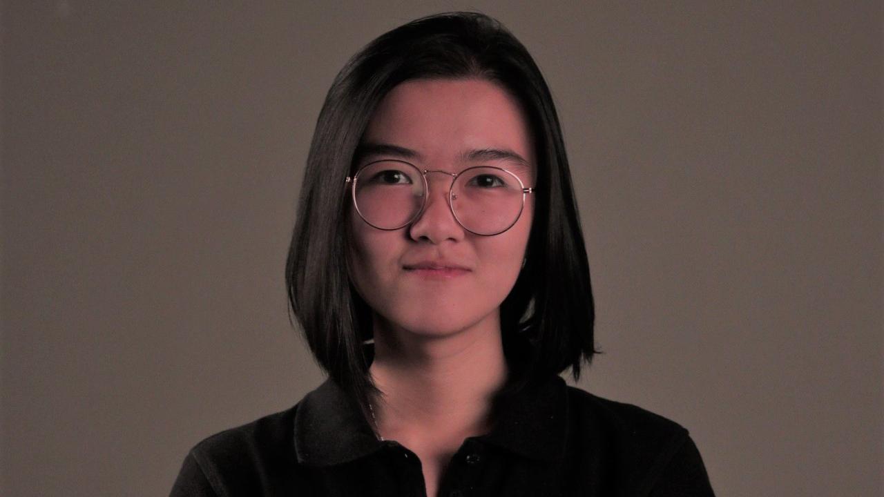Indonesian filmmaker Daphne, director of 'Mother'