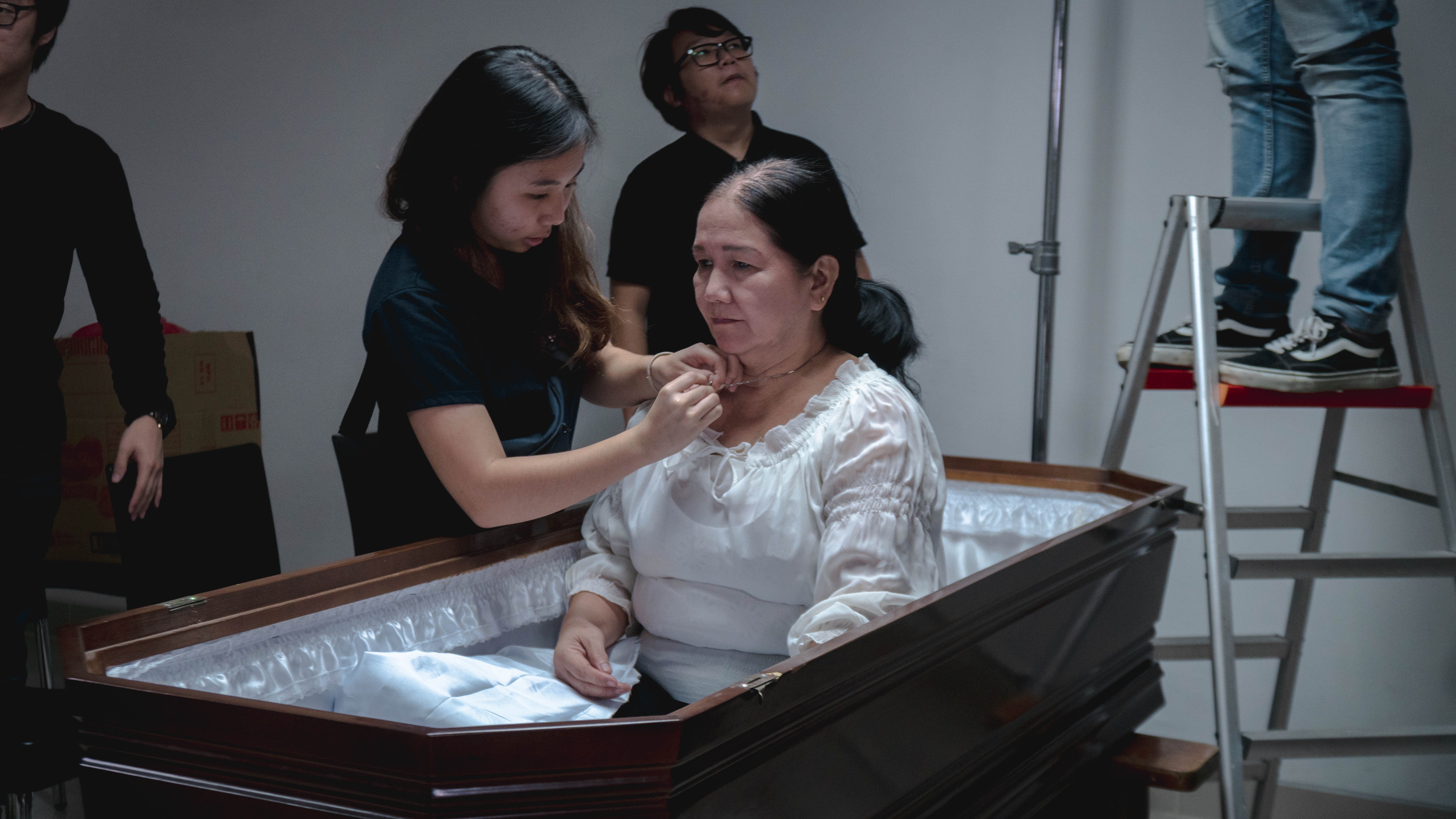 Actress for 'Mother', Megawati prepping for her role as Liu Xing Fu