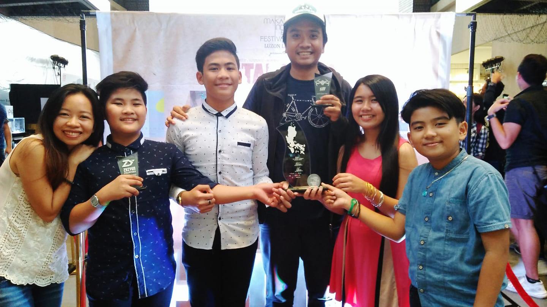 Group photo at MIFF